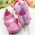 1PCS Retail & Wholesale Baby Shoes Cartoon Toddler Girl Shoes Newborn Baby Shoes Soft 11CM 12CM 13CM First Walkers 1058