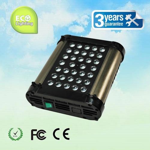 Phantom LED aquarium light 100W, remote control dImmable timer, blue: white =1:1/ 2:1/ 1:2, for coal reef, customizable phantom phantom ph2139