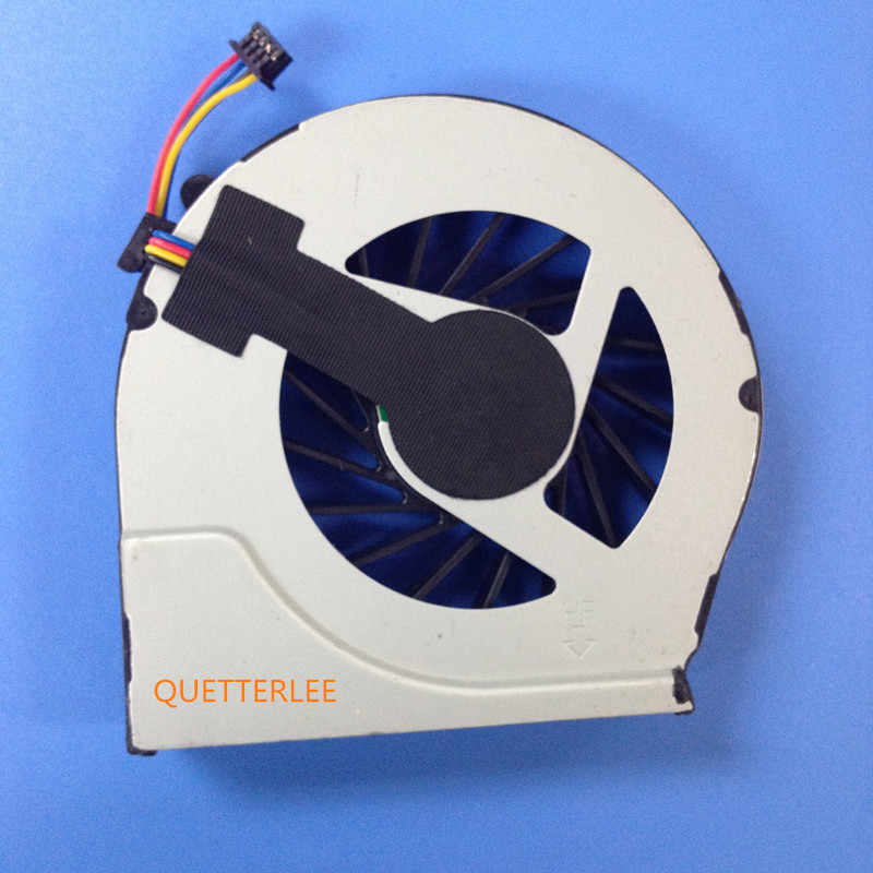 4 wire cooling fan untuk hp pavilion g6-2000 g7-2000 g6 g56 G6-2000 G7 CPU fan Merek baru asli laptop CPU cooling fan cooler
