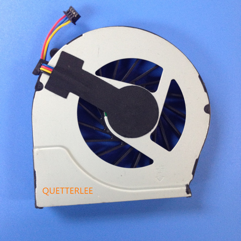 4 Wire Cooling Fan For HP Pavilion G6-2000 G7-2000 G6 G56 CPU Fan Brand New Original G7 G6-2000 Laptop CPU Cooling Fan Cooler