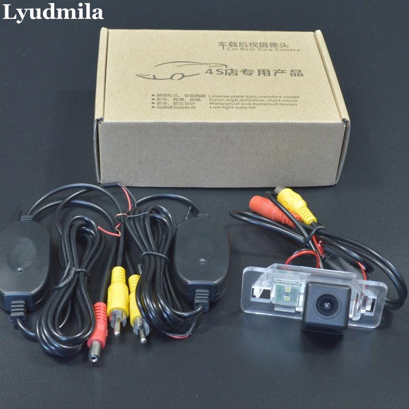 3er,5er Rear Reversing Backup Camera Rearview Reverse Camera License Plate Light Replacement Camera Night Vision Waterproof for Mini cooper R50 R52 R53 E82 E88 E39 E90 E60 E70 X1 E84 X3 X5
