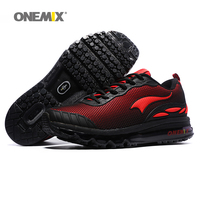 Max Man Running Shoes For Men Nice Fashion Run Athletic Trainers Black Zapatillas Sports Shoe Cushion