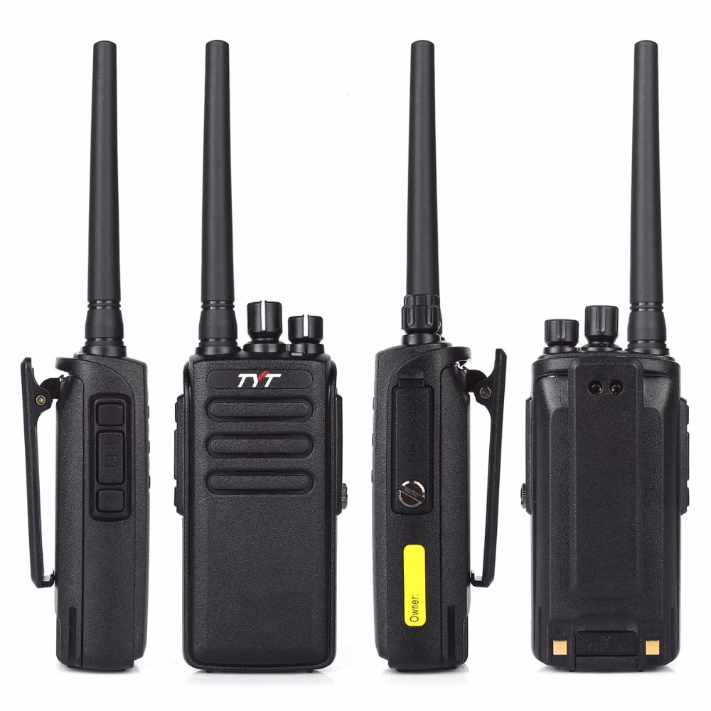 10W Power TYT MD-680 DMR Digital Walkie Talkie 10 KM MD 680 DMR IP67 Waterproof Radio 10 KM DMR VHF 136-174mHz / UHF 400-470mHz