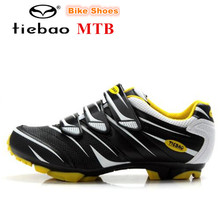 TIEBAO Cycling Shoes Racing Outdoos Sports Shoes Mountain Bike Shoes Bicycle Riding sapatilha ciclismo Professional Cycle Shoes
