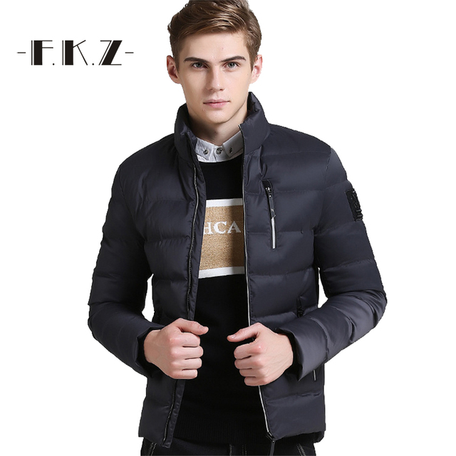 FKZ 2017 Polyester Winter Jackets And Coats Thick Warm Fashion ...