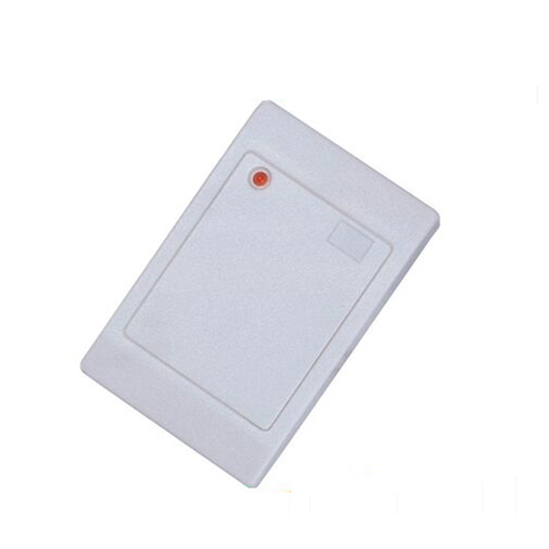 Wiegand26 card Reader 125KHz ID/EM Card Reader Rfid Reader waterproof EM Compatible Proximity access control reader EM4100 original access control card reader without keypad smart card reader 125khz rfid card reader door access reader manufacture