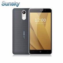 Original leagoo m5 más 5.5 pulgadas android 6.0 smartphone 2 gb ram 16 gb rom touch id mt6737 quad core 1.3 ghz 13.0mp móvil teléfono