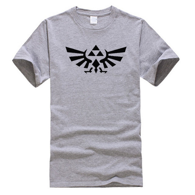 The Legend of Zelda Hip Hop Short Sleeve T-shirts