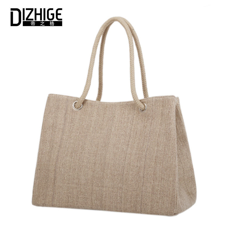 Women Shoulder Bags Female High Quality Canvas Bag Ladies Handbag Large Capacity Casual Totes Big Shopping Bag Brand Designer high quality authentic famous polo golf double clothing bag men travel golf shoes bag custom handbag large capacity45 26 34 cm