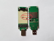 Mini pcie to USB 2.0 Adapter For Huawei ME909S-120 ME909U-521 MU709S-6  ME909S-821  Quectel UC20 EC20 UC25 EC25 and so on