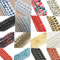New 8MM 30 Piece/lot Natural Stone Beads For Bracelet Necklace DIY Jewelry Making Charms Findings Wholesale Berloque Perlas