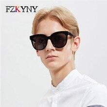 FZKYNY Classic Vintage IN SCARLET Style Sunglasses Women Men