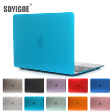 2019 New Laptop Hard Cover Case For MacBook Pro 12 Inch with retian Hard Glossy crystal shell For Model: A1534 A1931