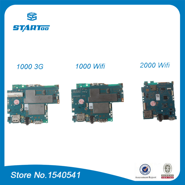 For PSV 1000 2000 Motherboard PCB Circuit Wifi or 3G Main board below 3.6 System Version for PS Vita