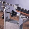 Neue 360 dreh Messer spitzer Schärfen System messer Apex rand spitzer Aluminium legierung-in Schärfer aus Heim und Garten bei