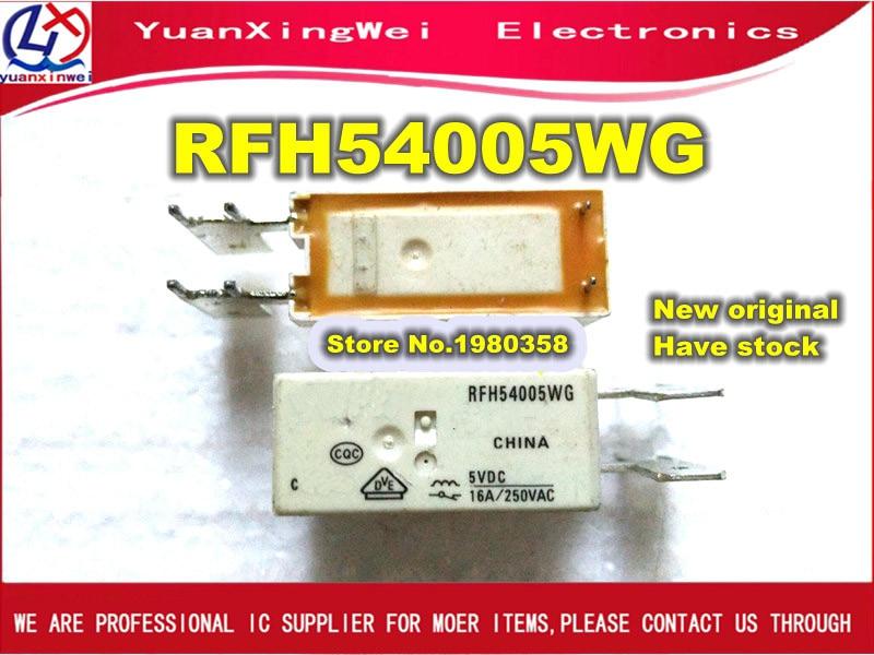 Free Shipping 1PCS relay RFH54005WG 5VCD 16A  New original