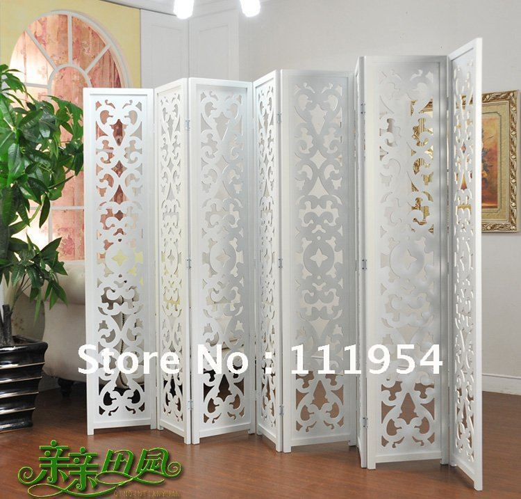 Fancy White Painting Wood Screens By Cnc In Room Dividers From Home Garden On Aliexpress Alibaba Group