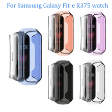 For Samsung Galaxy Fit-e R375 watch Case replacement TPU Full Protector Cases Smart Watch Accessories
