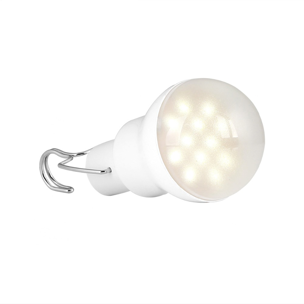 SOLLA 3pcs/lot Solar Led Emergency Light Rechargeable Battery ...
