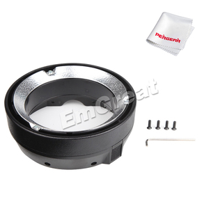 Image 5 - Godox AD400Pro Interchangeable Mount Ring Adapter for Elinchrom Mount Accessories Godox AD400 Pro