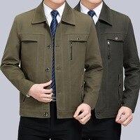 Весенне-осенняя мужская классическая Куртка, костюм, приталенный Блейзер, модный