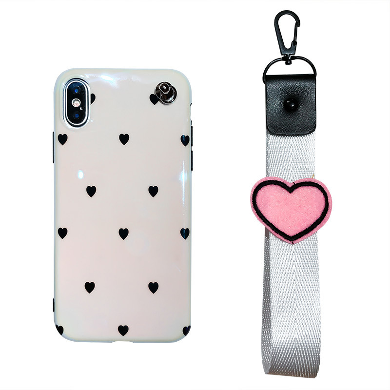 Luckywang For Iphone 7 Caseblue Silica Gel Full Woman Best Favourite For Iphone Se Mobile Phone Bags Cases