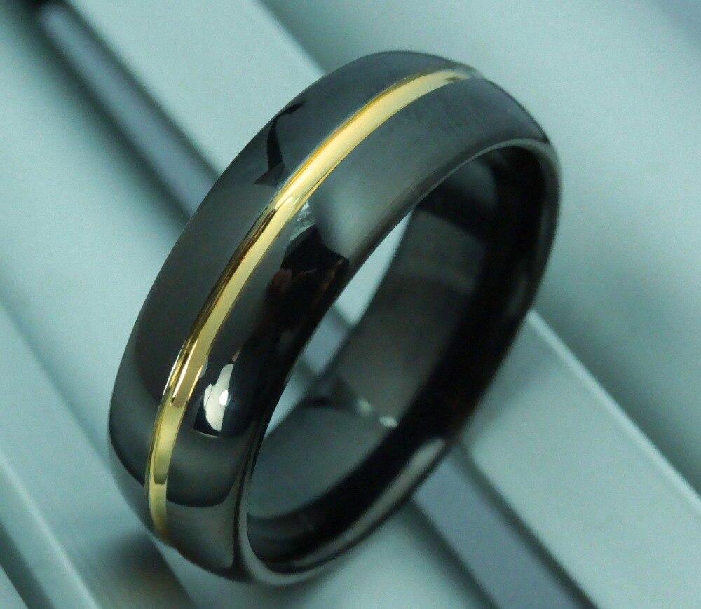 Հագուստի մատանի տղամարդկանց համար Սև - Նորաձև զարդեր - Լուսանկար 3