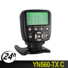 Yongnuo YN560-TX C II Manual Flash Controller Commander Transmitter For RF-602 RF-603 II R