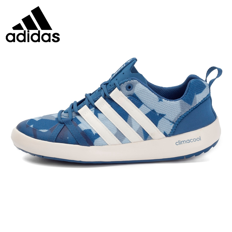 Original New Arrival 2017 Adidas TERREX CC BOAT GRAPHIC Unisex Aqua Shoes Outdoor Sports Sneakers adidas sport performance kid s boat lace i sneakers