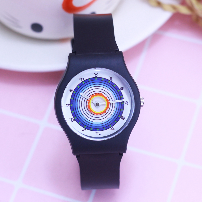 Willis Wristwatches Personality Water-Proof Creative Women Men Lovers Famous-Brand New