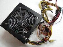 Используется 500 Вт пик 600 Вт ПК питания ультра 400W450W Универсальный 650 Вт настольный блок