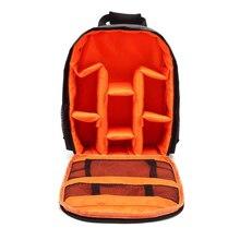 Digitale Kamera Tasche Dslr Rucksack Tasche Wasserdicht Stoßfest Atmungs Kamera Rucksack Für Nikon Canon Sony Video Foto Tasche