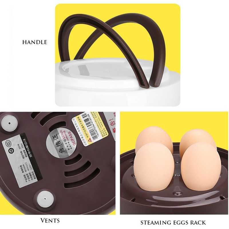 DMWD 3 Camada 2L Multifuncional Panela de Arroz Mini 220 V Portátil Aquecedor Elétrico de Alimentos Lancheira Steamer Egges Para Escritório