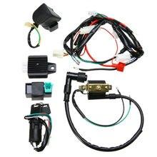 popular pit bike wiring harness buy cheap pit bike wiring harness rh aliexpress com Engine Wiring Harness pit bike wiring harness diagram