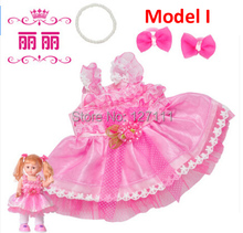 8 inch doll clothes fashionable ken doll clothes dress fits for 18 AMERICAN PRINCESS Girl doll