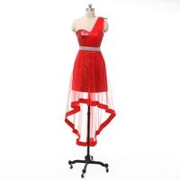 NEW Long Chiffon Blush Red Bridesmaid Dresses 2018 A Line Vestido De Festa De Casamen Formal Party Prom Dresses