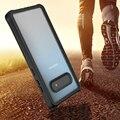 Luxo Esportes Ao Ar Livre À Prova de Choque Para Samsung Galaxy S10 Heavy Duty Proteção Armadura Transparente Tampa Traseira Para Galaxy S10 Plus