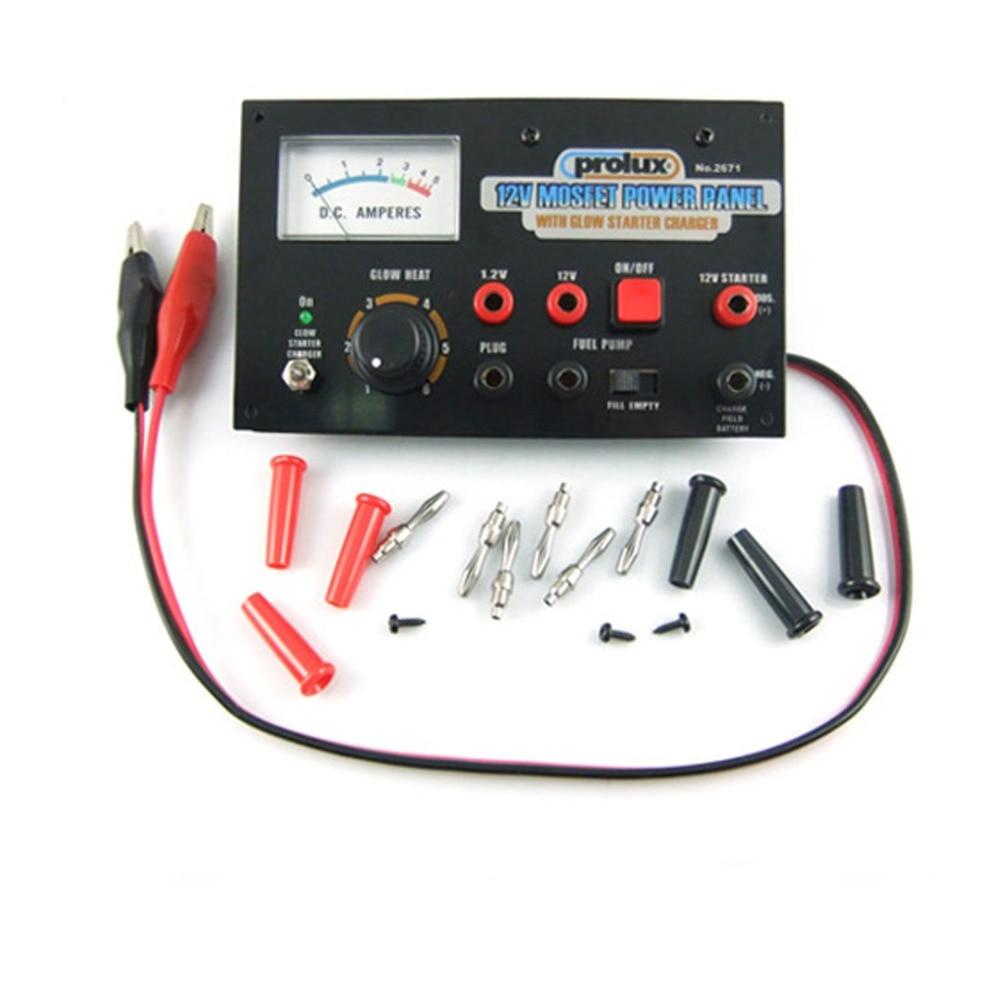 Prolux  1//10 Starter Box W//O Power Pannel Box Only No battery