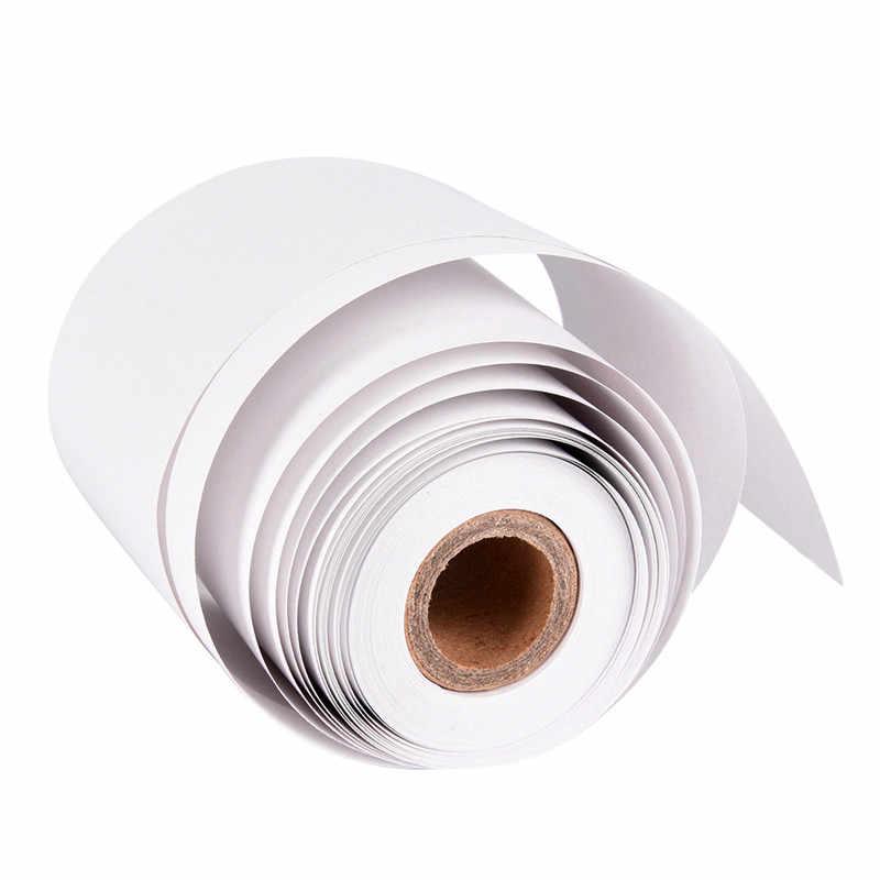 Carta termica 57x50mm Carta Termica per Ricevute POS Registratore di cassa Ricevuta Rotolo Per 58 millimetri Stampante Termica