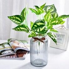 Artificial Colorful Plastic Plants