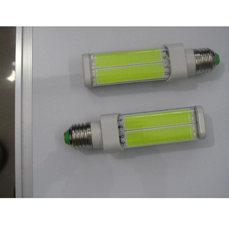 2 stkspartij 3 w g24 g23 e27 cob led pl verlichting energiebesparing indoor behulp cob led pl lamp lamp goed warmteafvoer ac85 265v in 2 stkspartij 3 w