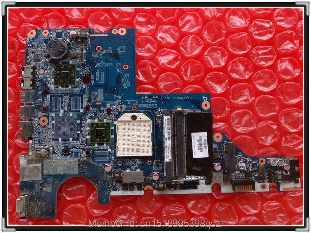 623915-001 para hp cq56 g56 cq62 da0ax2mb6e1 motherboard notebook portátil probado completamente