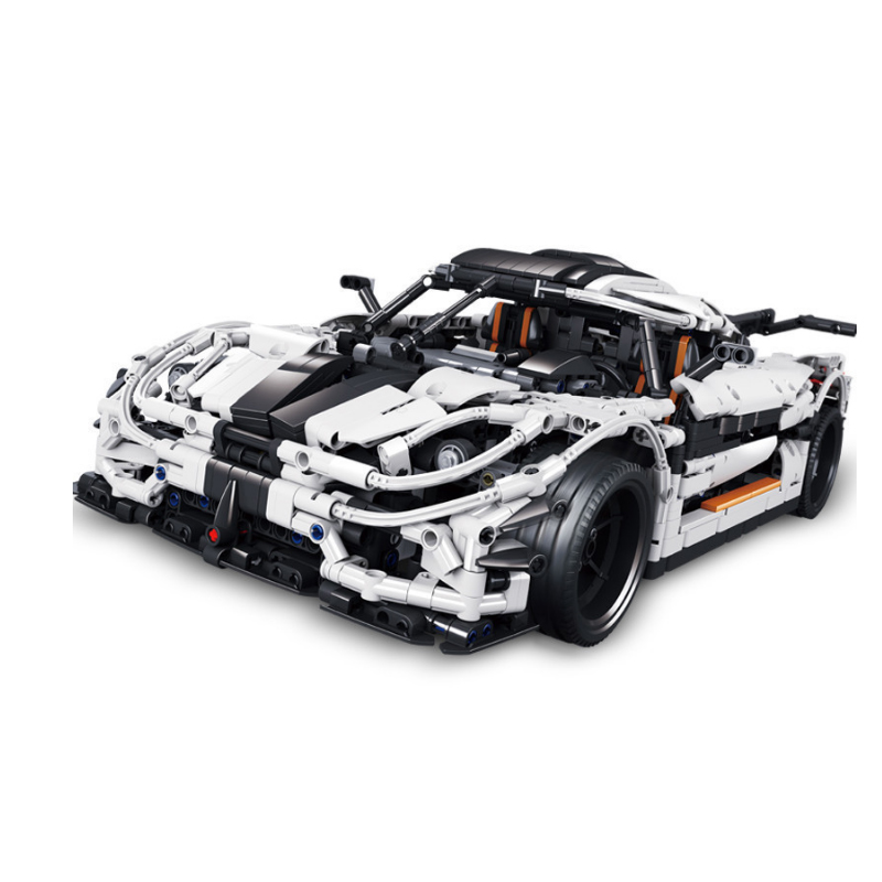 Technic Series Race Car Children Bricks Model Building Kits Blocks Toys For Boys Christmas Gift Compatible Legoings DIY Kids Toy doinbby store 21004 1158pcs with original box technic series f40 sports car model building blocks bricks 10248 children toys