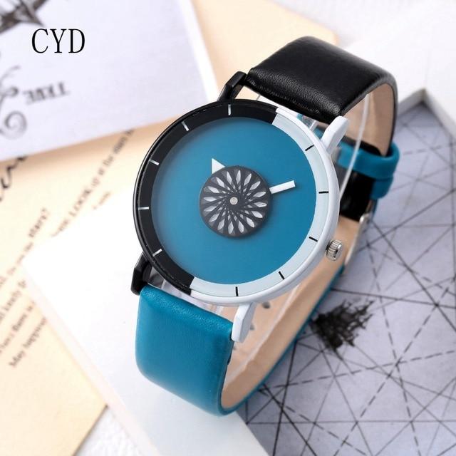 2017 Fashion Men Watches Brand Famous Quartz Watch Female Clock Ladies Wrist Wat