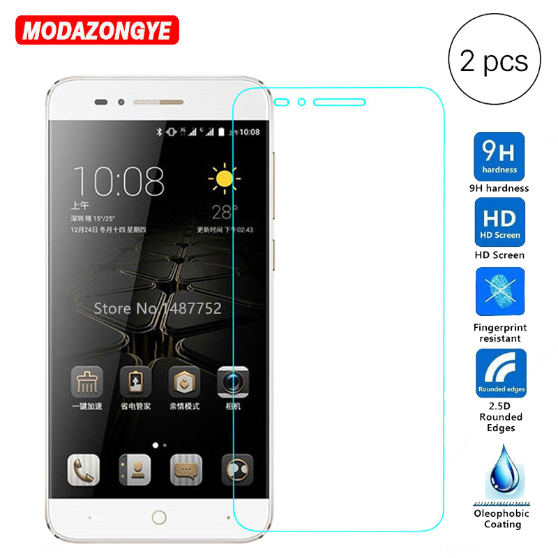 2Pcs Tempered Glass For <font><b>ZTE</b></font> <font><b>Blade</b></font> A610C Screen Protector For <font><b>ZTE</b></font> A610C Film Protective Tempered Glass For <font><b>ZTE</b></font> <font><b>Blade</b></font> A610C <font><b>A</b></font> <font><b>610C</b></font> image