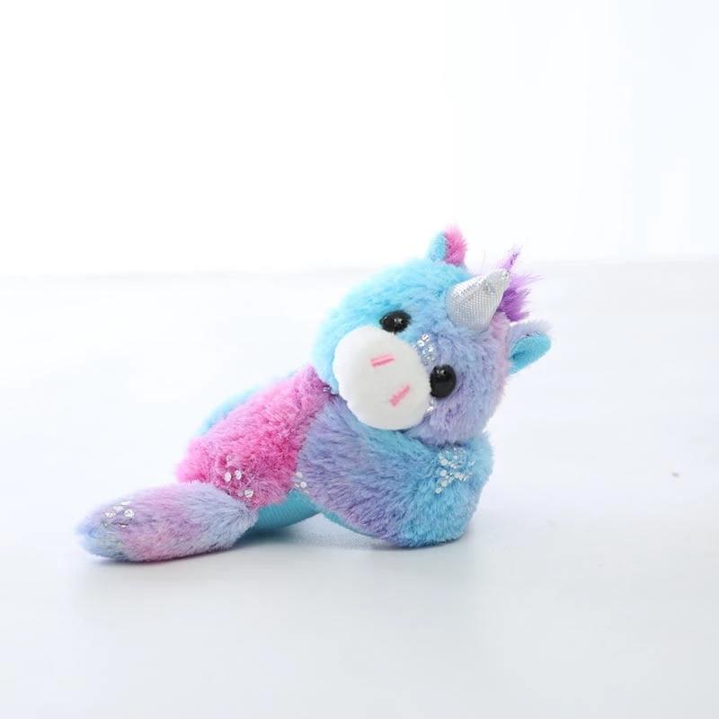 Best Stuffed Animals For Boy, Stuffed Animal Slap Bracelet Plush Toy Wearable Kids Toys Unicorn Shark Monkey Elephant Slap Band Gift For Children Stuffed Plush Animals Aliexpress