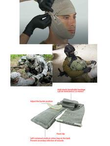 Tourniquet Sterilization Israeli Bandage One-Handed Survival Military Outdoor Compression