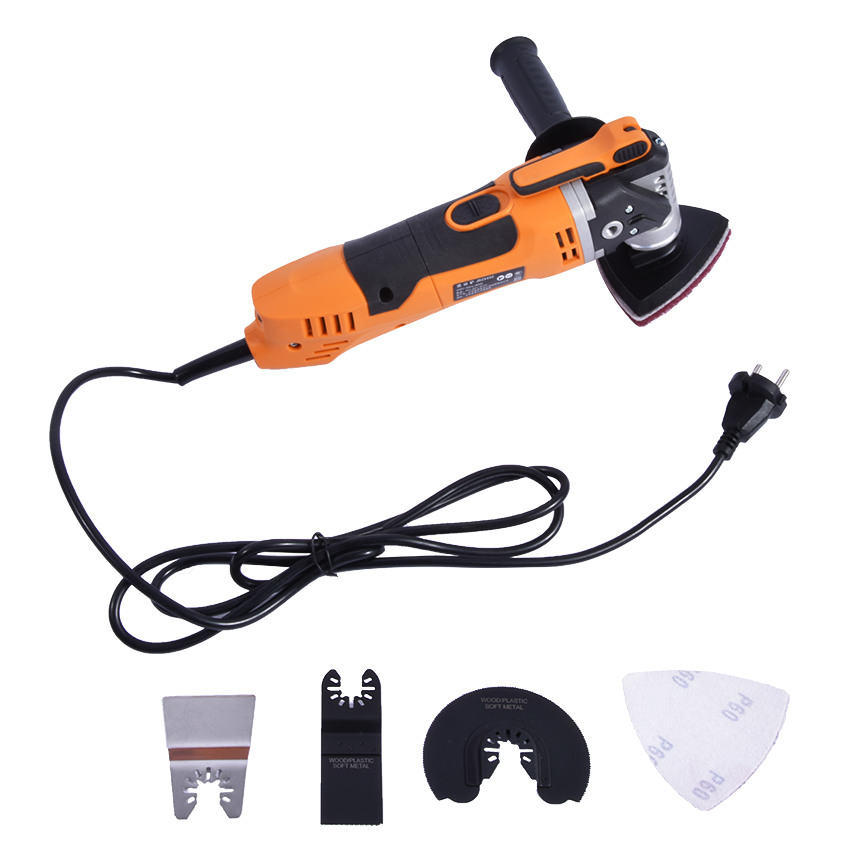Multifunctional Trimmer JD2545C Shovel Swing Shovel Cutting Machine Household Woodworking Slotting Machine 220-240v/50HZ 280W
