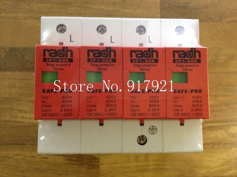 [ZOB] 60KA Layton SP1 60B 4 P/1 PC SAFE PRO lightning устройство защиты от перенапряжения 4 Подлинная Новинка