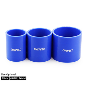 """CNSPEED Universal 2.0"""" 2.5"""" 3"""" /51mm 63mm 76mm Elbow Silicone Hose Pipe Intercooler Turbo Intake Pipe Coupler Hose(China)"""
